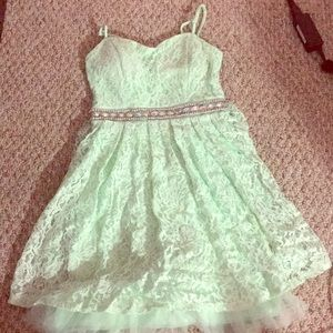 Homecoming/prom/wedding Dress with cups
